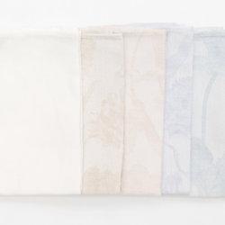 Jacquard Linen/org cotton napkins